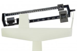 weigh changes with parkinsons