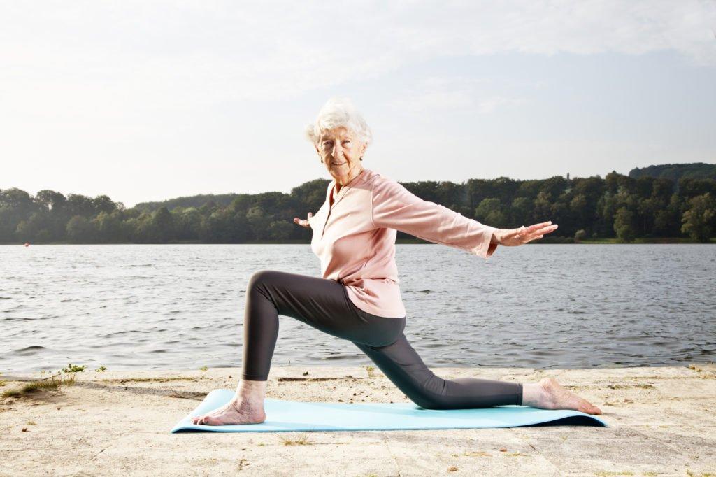 Parkinson's symptoms improvement