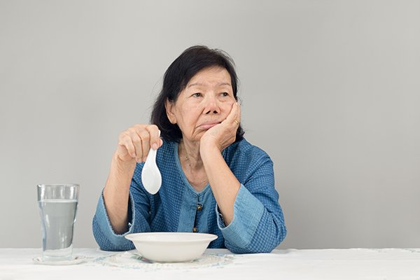 elderly nutrition problems - senior care denton tx