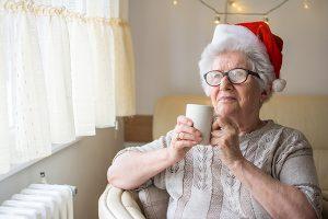 senior holiday depression - senior care university park