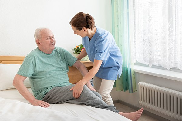 Caring for Elderly Parents - elderly care plano
