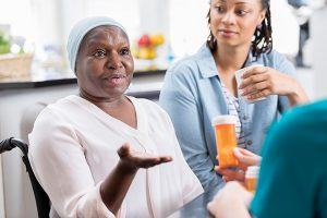 chronic disease care management - denton home health