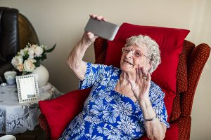 Technology for Seniors - argyle home health care